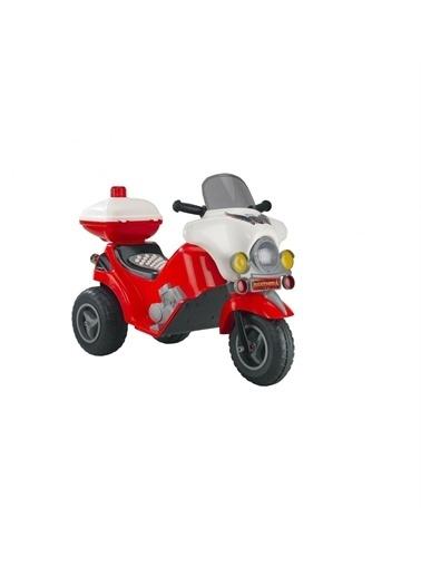 Baby2go Baby2Go 2092 3 Teker 6V Akülü Motor Kırmızı